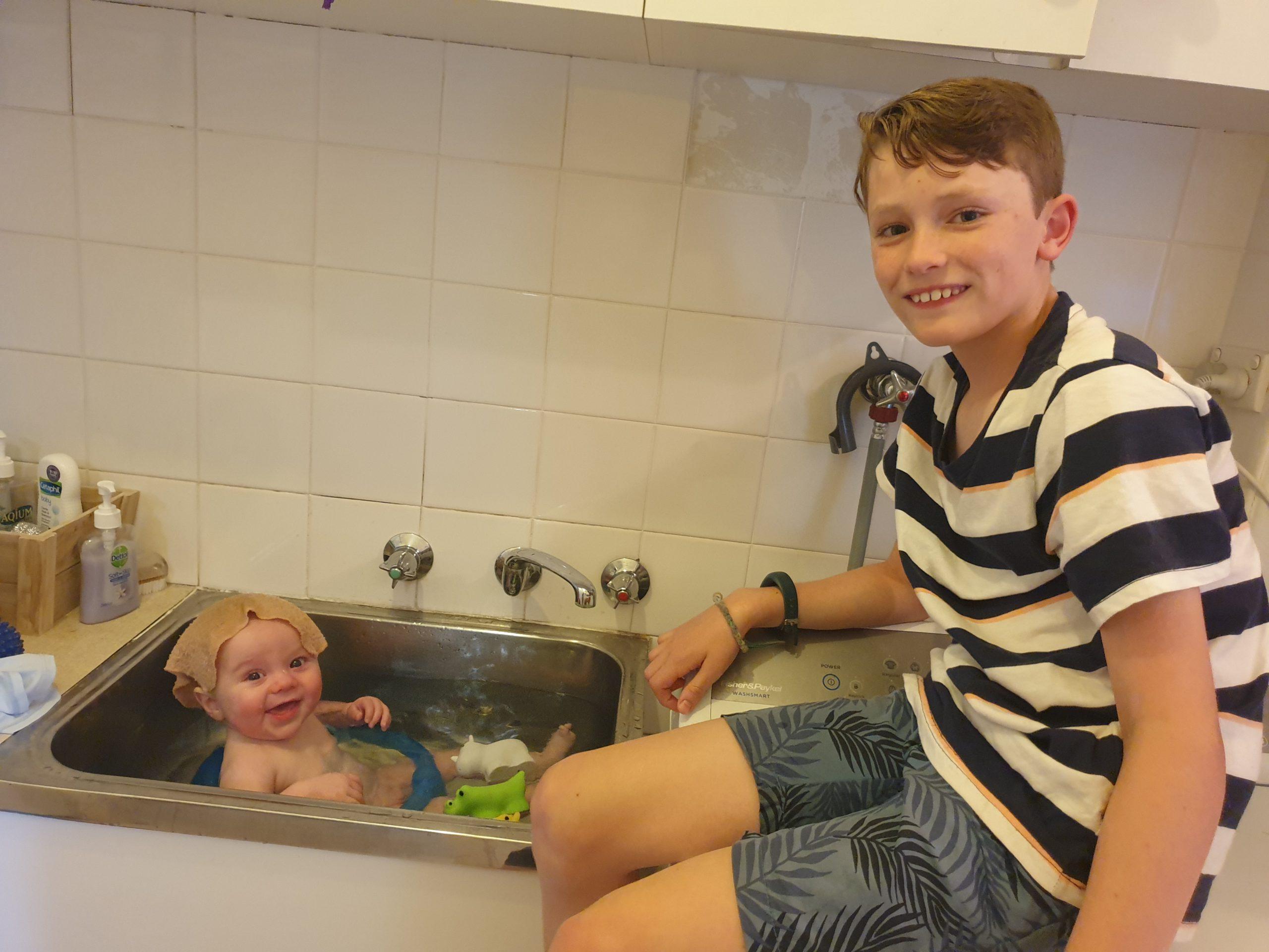sam ollie bath